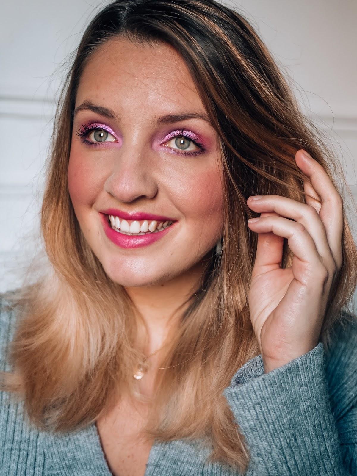 Make-up Neon Pink - Huda Beauty