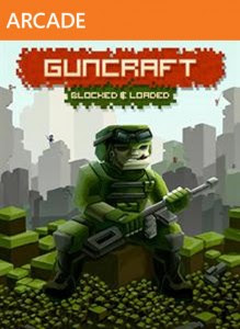 Guncraft: Blocked And Loaded (X-BOX 360) 2015
