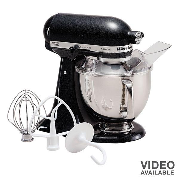 Kohl S Deal Kitchenaid Artisan Stand Mixer 110 58 Save