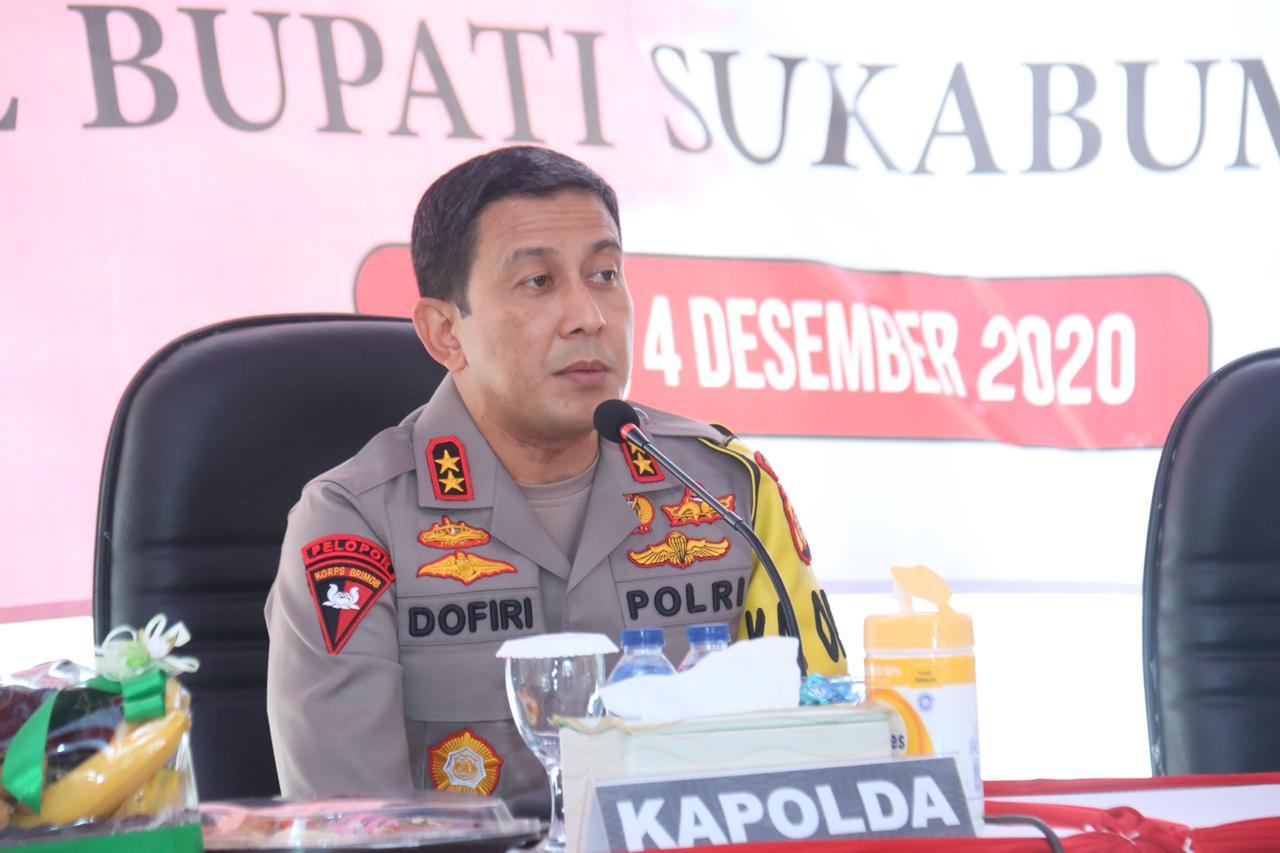 Kapolda Jabar: Kalau Kabupaten Sukabumi Lebih Baik, Maka Kemajuan Itu Baik Juga Untuk Indonesia