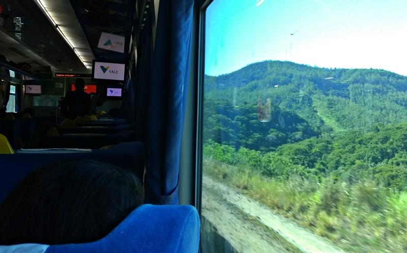 Trem da vale: informações, preço das passagens, como comprar, duração da viagem
