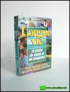 Longue vie acheter ce livre!