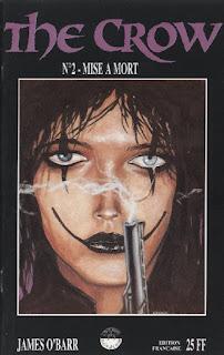 The Crow, partie II – Mise à mort