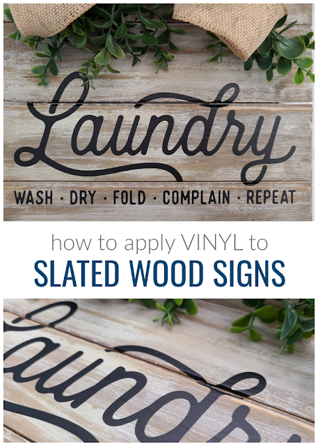 silhouette 101, silhouette america blog, wood signs, vinyl, farmhouse signs