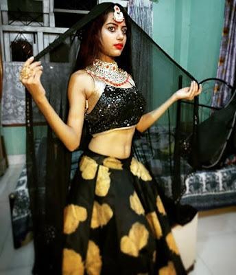 Shivangi Roy actress
