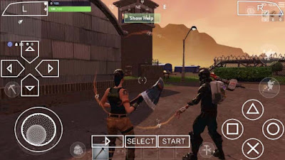 Download Fortnite PSP ISO  PPSSPP Emualtor 2019