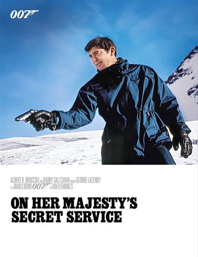 Ver 007: Al servicio de Su Majestad (1969) Online
