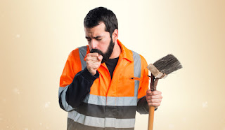 asma labora, trabajo, enfermedad ocupacional