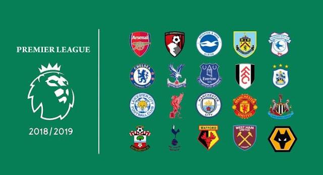 Hasil, Top Skor, dan Klasemen Liga Inggris 2018-2019 Terbaru