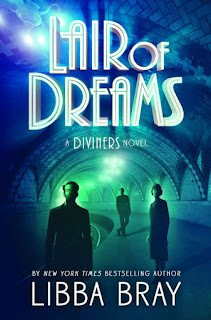 Lair of Dreams by Libba Bray book cover