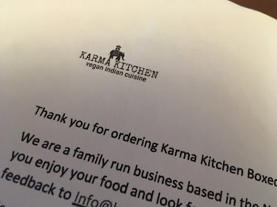 Karma Kitchen Boxed