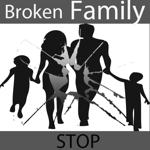 causes of broken family Child poverty is as much about broken homes as it is about money, insists ids: troubled families 'need more than cash handouts' family breakdown is a key indicator of children's likelihood to.