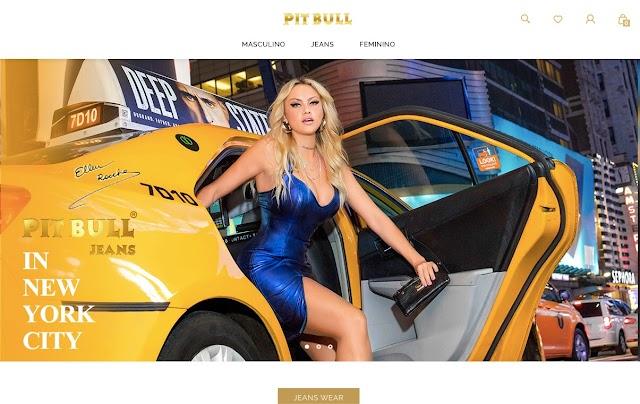Pit Bull Jeans lança e-commerce para atender todo o Brasil