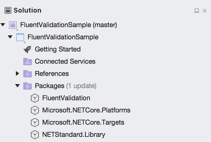 Fluent Validation: How to validate Registration Page fields