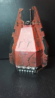 Drop Pod Blood Angels