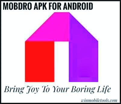 Mobdro APK For Android Latest Version Free Download