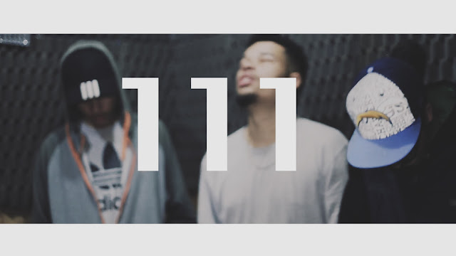 VÍDEO - 111 . Badrani Mc , Leal Cash e Bruno Gusth - [ Cypher ]