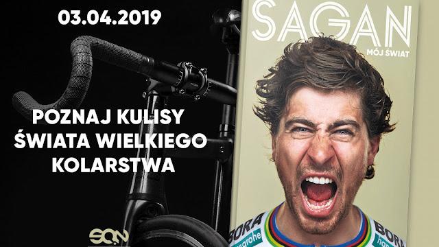 Autobiografia Petera Sagana już po polsku! [zapowiedź]
