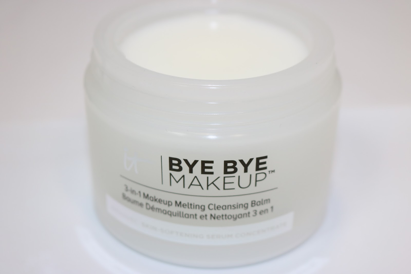 IT Cosmetics Bye Bye Makeup 3-in-1 Melting Cleansing Balm