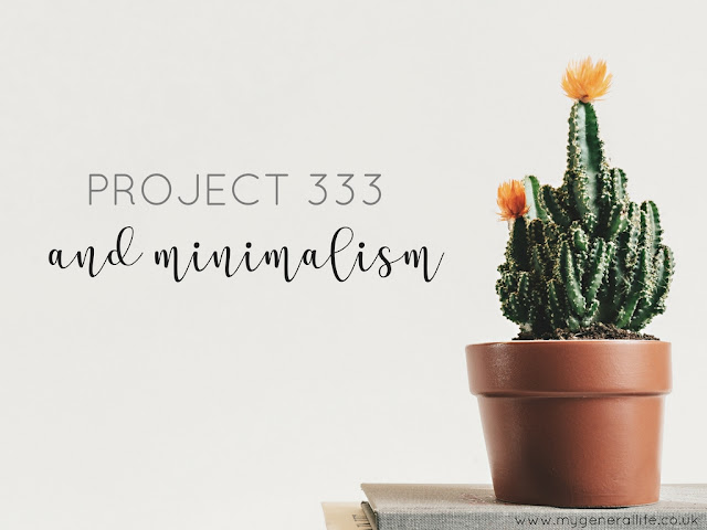 I'm talking wardrobe decluttering, minimalism and Project 333. Not sure what that is? Why not grab a brew and come find out!