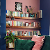 Pink & Navy Room Inspiration