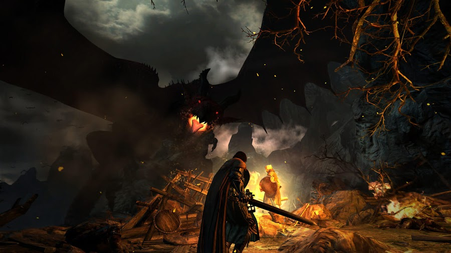 dragons dogma dark arisen 2019 nintendo switch capcom