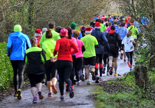 how to organise a fun run ireland