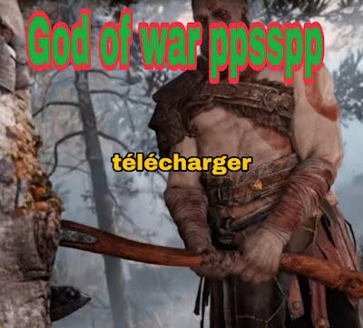 Télécharger la dernière version de God of War ppsspp Game pour Android gratuit 2020