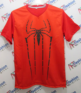 Kaos 3D Spider