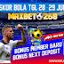 Hasil Pertandingan Sepakbola Tanggal 28 - 29 Juni 2020