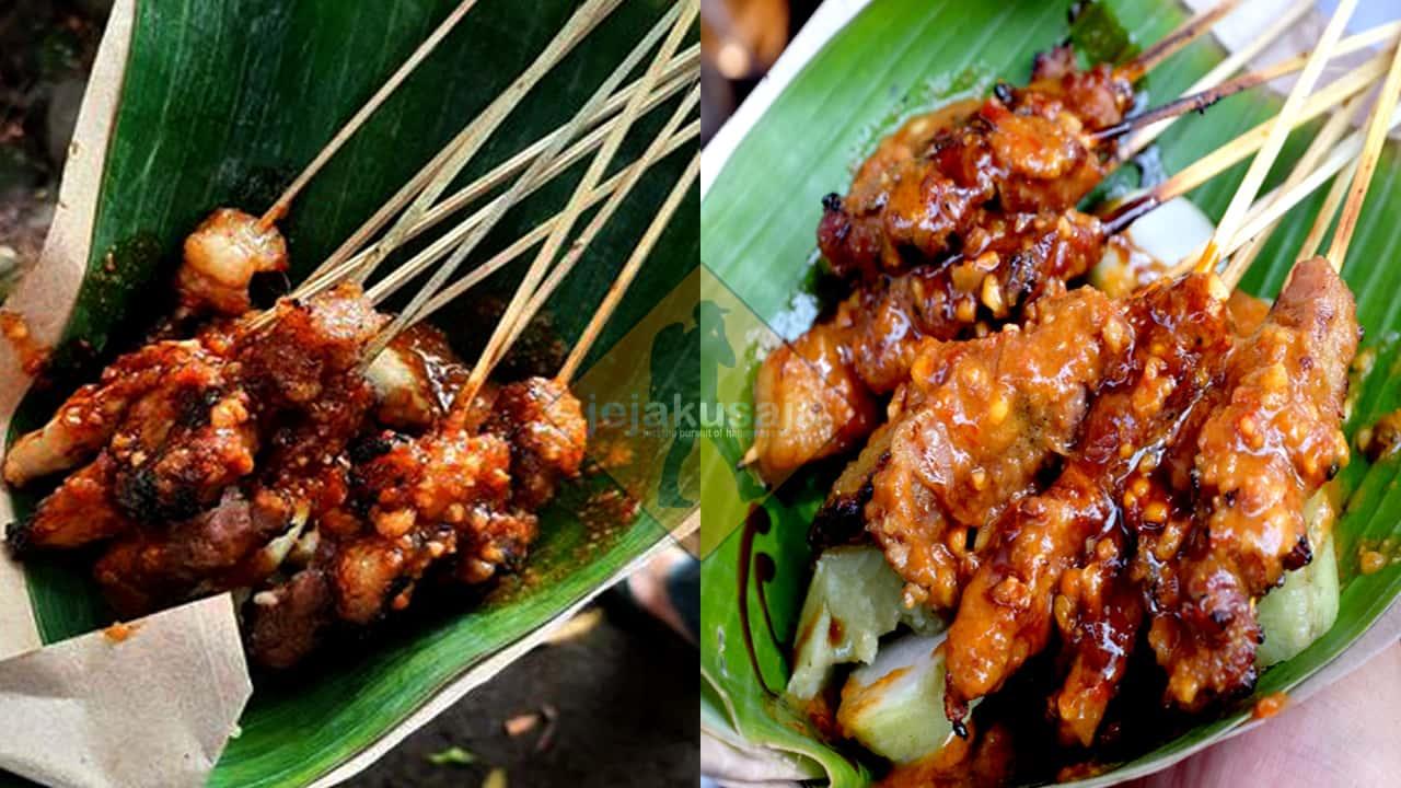 Sate Jando Kuliner Kekinian Kota Bandung Wajib Coba