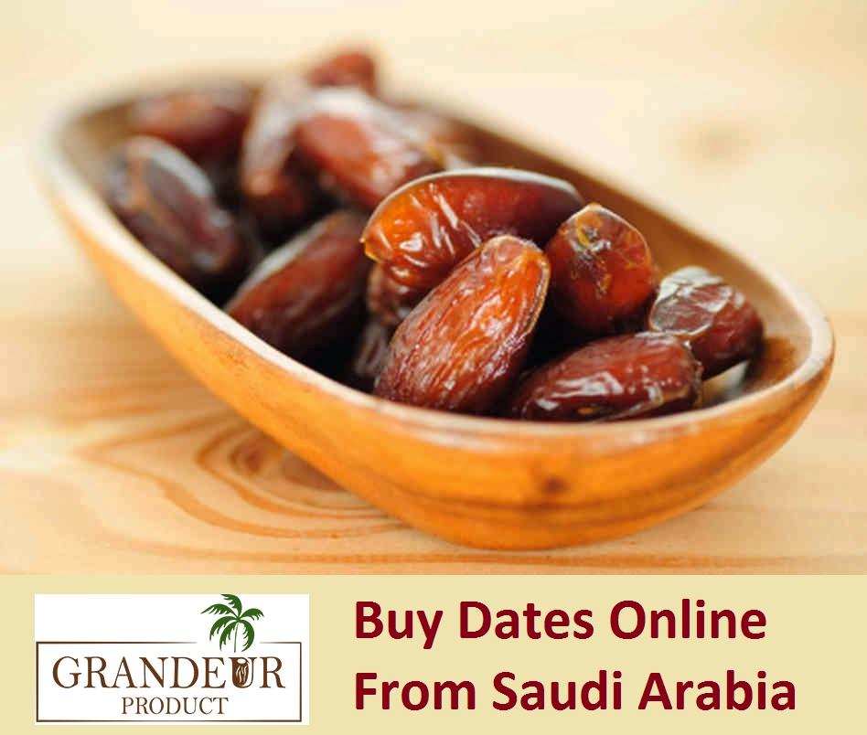 Buy Dates Online From Saudi Arabia