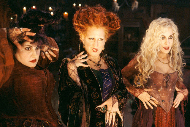 Halloween Film List / Hocus Pocus 1993 Review / 2017 / Belle Chaton Blog