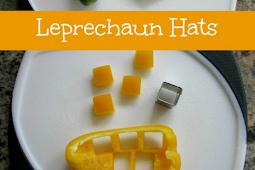 Easy Healthy Leprechaun Hats