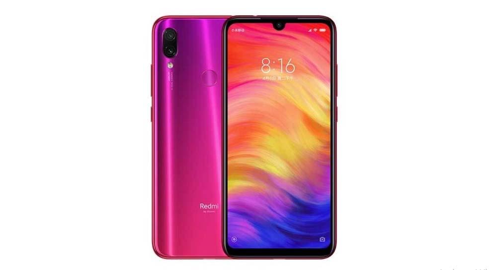Rekomendasi smartphone untuk orangtua Xiaomi Redmi Note 7