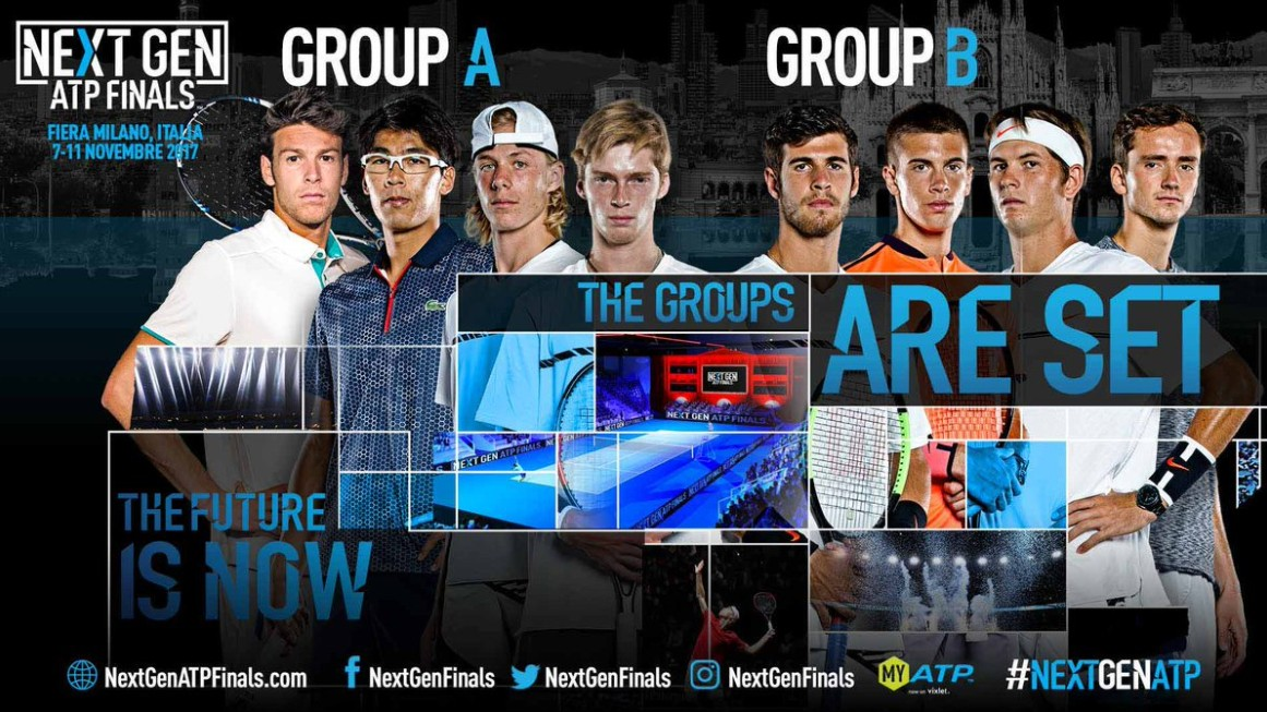 Amazon Prime Video Live Tennis Next Gen ATP in Diretta Streaming