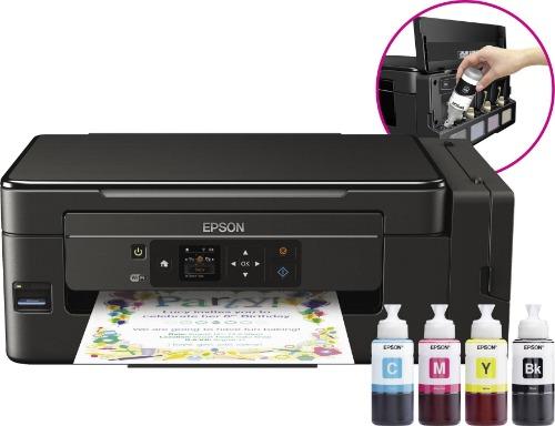 Epson Ecotank beste inkttank printer
