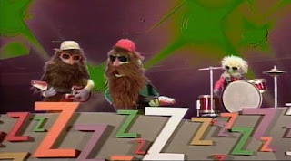 Over the Top sings ZZ Blues. Sesame Street Alphabet Songs