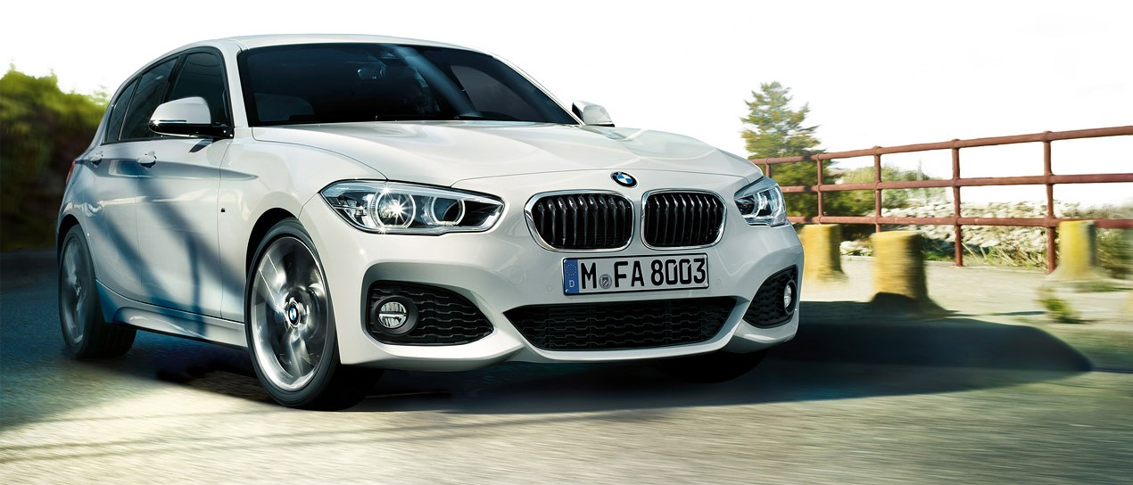 BMW Serie 1 (5 porte) Dimensioni - Bagagliaio - Peso | Misure serbatoio, capacità baule, altezza