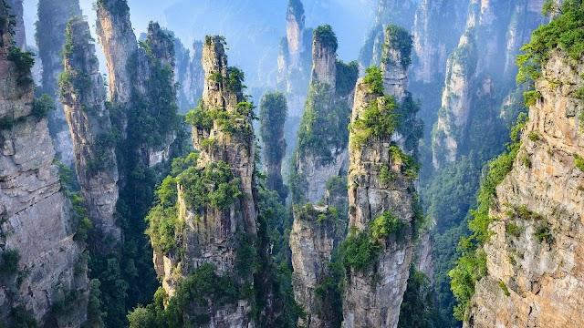 THE MOST WEIRDEST AND MYSTERIOUS PLACES TO VISIT ON EARTH (PART I)