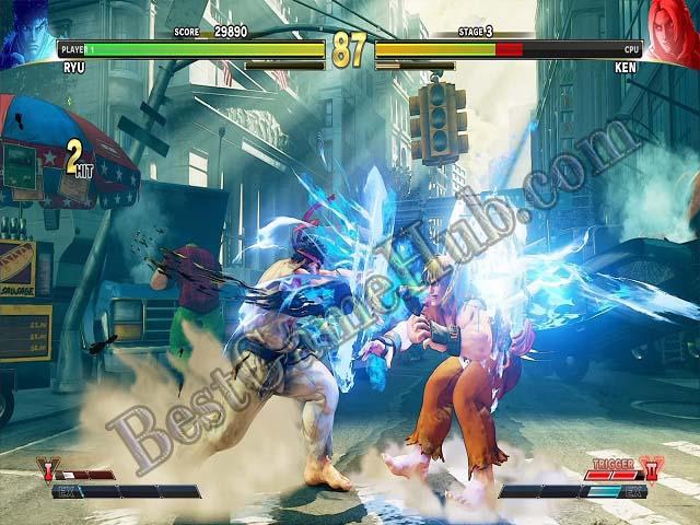 Street Fighter V Torrent Game Free Download