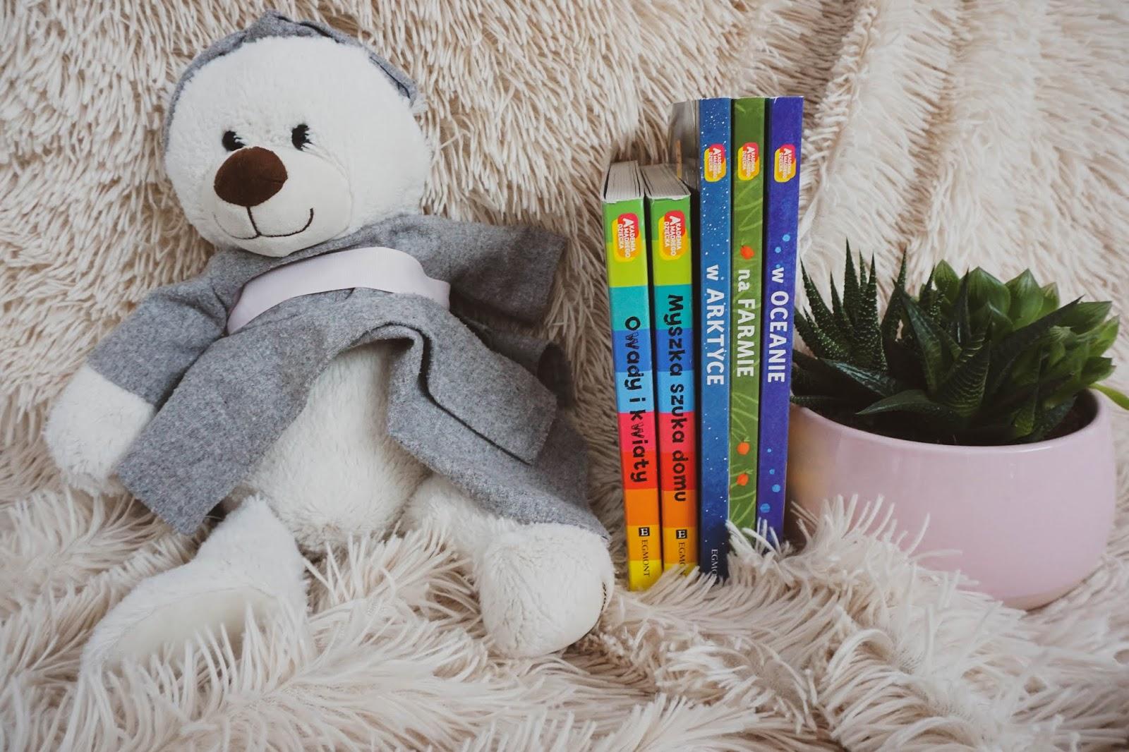 książki dla przedszkolaków