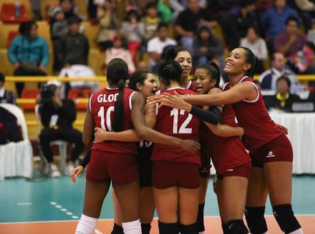 DEPORTES: Las chicas del voleibol a foguearse en Cuba