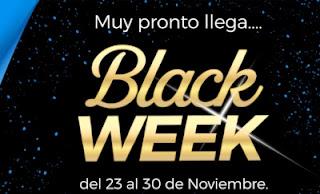 Paston Black Week Black Friday 23-30 noviembre 2020