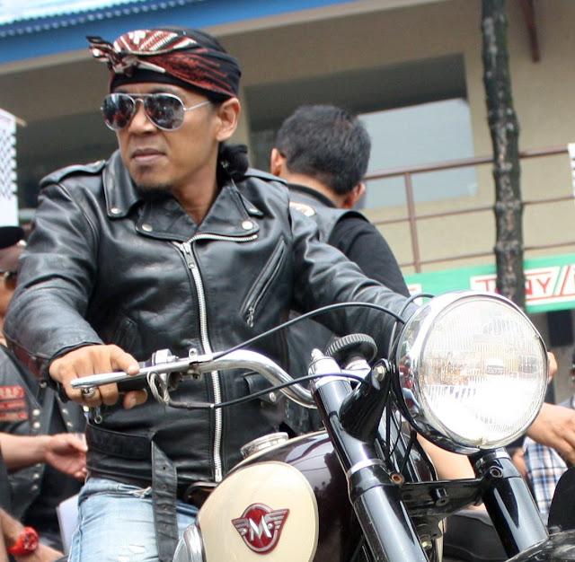 Biografi Budi Dalton Ex el President Bikers Brotherhood 1% Mc