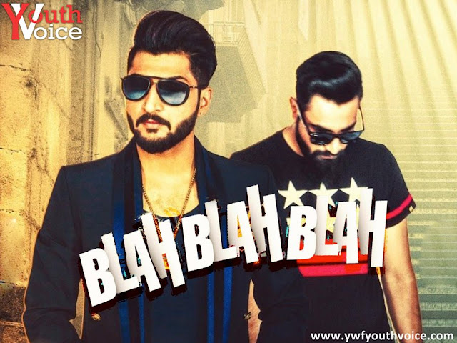Blah Blah Blah - Bilal Saeed Ft. Young Desi (2016) HD Funny Punjabi Song, Download Blah Blah Blah - Bilal Saeed Full HD 720p, 1080p Video Song 320 Kbps MP3 VBR CBR or Original iTunes M4A