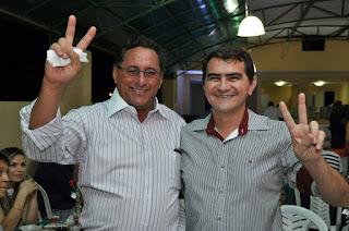 Vereador Olivânio realiza visitas e se encontra com o vice-presidente do PROS