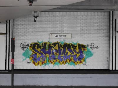 L'art dans le métro bruxellois