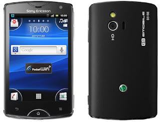 Tutorial Flashing (Instal Ulang) Sony Ericsson mini (S51SE)