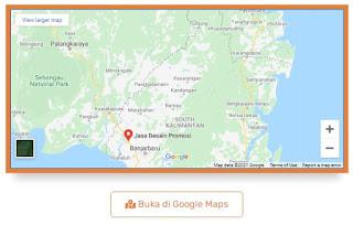 navigasi peta lokasi